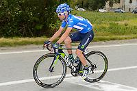 Giovanni Visconti - Movistar - 31.05.2015 - Tour d'Italie - Etape 21 : Turin / Milan <br />Photo : Sirotti / Icon Sport