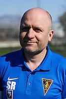 FOOTBALL POLISH EKSTRAKLASA SEASON 2014/2015<br /> Pogon Szczecin<br /> N/Z SLAWOMIR RAFALOWICZ
