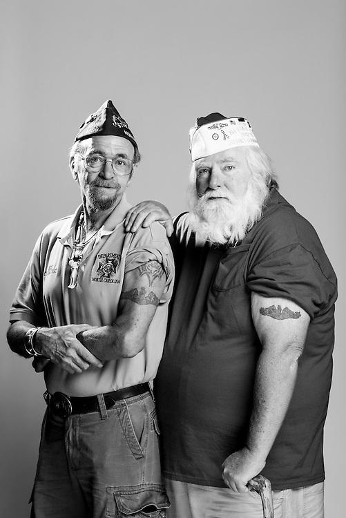 Michael M. Dunn<br /> Navy<br /> RM3<br /> Radioman<br /> 1970 - 1975<br /> Vietnam, Cold War<br /> <br /> David J. Holm<br /> Navy<br /> E-3<br /> 1969 - 1974<br /> Vietnam, Cold War<br /> <br /> Veterans Portrait Project<br /> St. Louis, MO