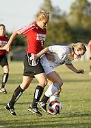 OC Women's Soccer vs Southern Nazarene - 10/20/2007