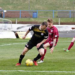 Cowdenbeath v Arbroath | Scottish League Two | 22 April 2017