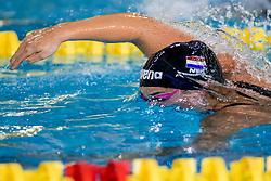 21-10-2017 NED: Swimcup Amsterdam 2017, Amsterdam<br /> Ranomi Kromowidjojo wint de 100 meter vrije slag