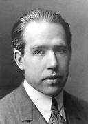 Niels Henrik David Bohr (1885-1962) Danish physicist. Quantum Theory. Nobel prize for physics 1922.