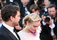 Joshua Jackson and Diane Kruger  at the Killing Them Softly gala screening at the 65th Cannes Film Festival France. Tuesday 22nd May 2012 in Cannes Film Festival, France.
