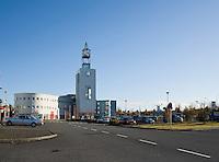 Garðabær, Garðatorg. Byggingarsvæði Hönnunarsafns Íslands.