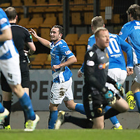 St Johnstone v Motherwell 17.12.16