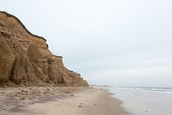 The Cliffs of Montauk, NY