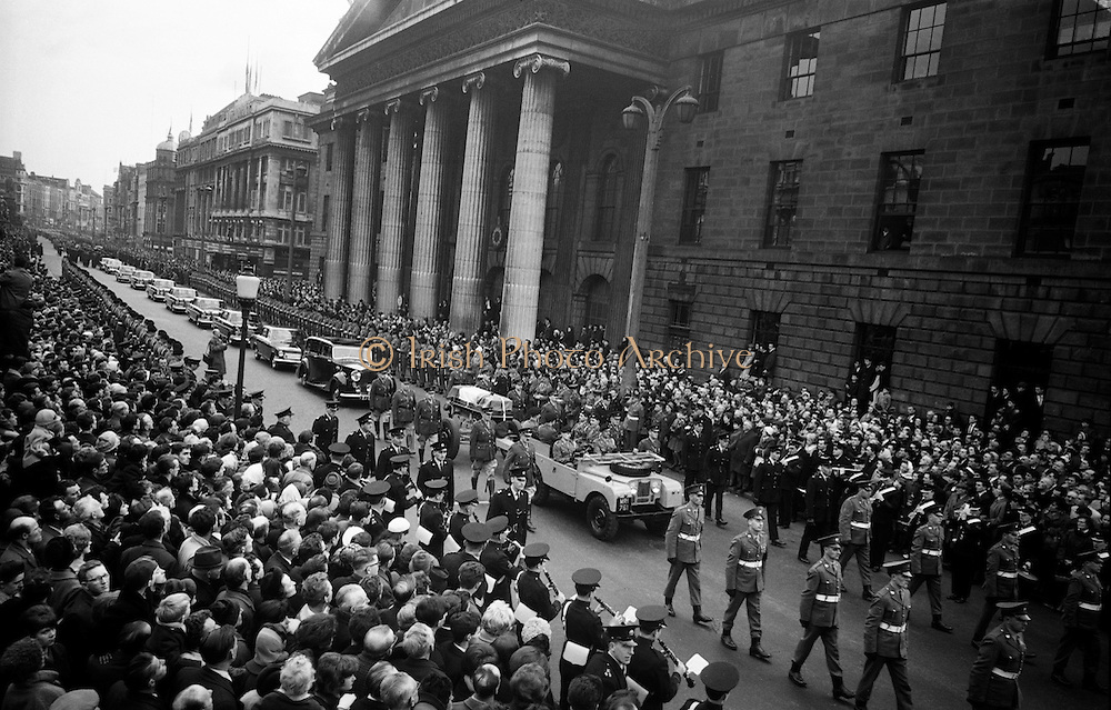Roger Casement removal to Pro Cathedral.18.02.1965