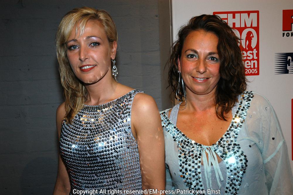 Het jaarlijkse feest van Mannenblad FHM, waar o.a. de meest sexy vrouw van Nederland wordt gekozen en het mooiste aanstormend talent de Spits Award krijgt en het 'Buurmeisje van het jaar' wordt gekozen in de Westergasfabriek in Amsterdam<br /> Isabelle Brinkman