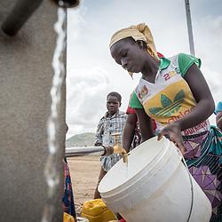 Cameroon - Water access Minawao