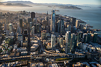 Downtown San Francisco & SF Bay
