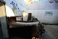 Abandoned bar in Playas del Este, Havana, Cuba.