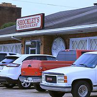 Schokley's restaurant, Tupelo.