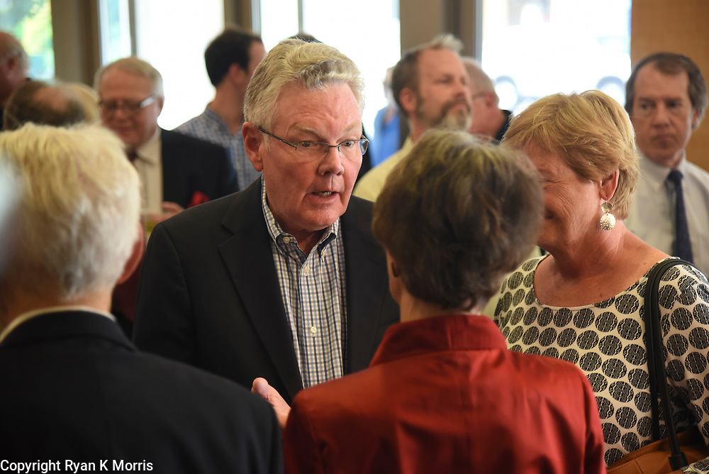 May 2, 2017   Lexington, KY   The celebration for the dedication and naming of the Pam Miller Downtown Arts Center for former Mayor Pam Miller. All Images by Ryan K Morris.