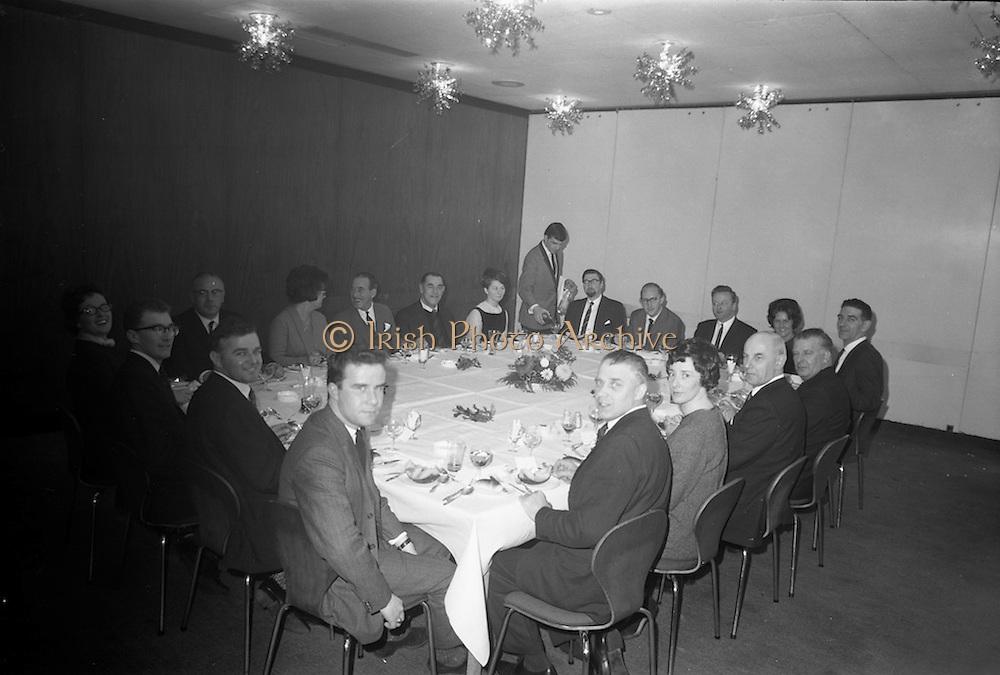 21/12/1965<br /> 12/21/1965<br /> 21 December 1965<br /> <br /> Castrol Annual Lunch at Intercontinental Hotel