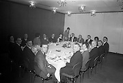 21/12/1965<br /> 12/21/1965<br /> 21 December 1965<br /> <br /> Castrol Annual Lunch at Intercontinental Hotel