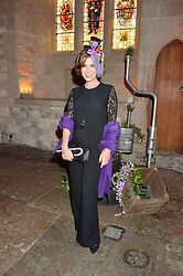 NATASHA KAPLINSKY at Save the Children's spectacular, black tie Winter Gala, a festive fundraising event held at London's Guildhall. Guests were transported into the magical world of the much-celebrated British novelist, Roald Dahl, in celebration of his centenary, for a marvellous evening of fine dining and gloriumtious entertainment to raise money to help transform children's lives across the world and here in the UK.