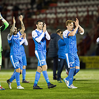 Hamilton Accies v St Johnstone…09.12.17…  New Douglas Park…  SPFL<br />
