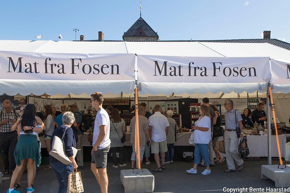 Mat fra Fosen.