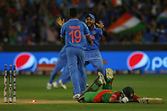 CWC2015  QF - India v Bangladesh