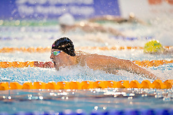 BOKI Ihar BLR at 2015 IPC Swimming World Championships -  Men's 100m Butterfly S13