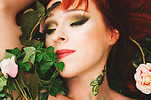 Ruth Connell // Poison Ivy Cosplay 2017