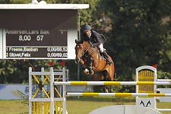 ANDERSEN Lars Bak, Liconto del Pierre<br /> Dobrock/Wingst - 2011<br /> (c) www.sportfotos-Lafrentz. de/Stefan Lafrentz