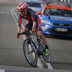 Olympia's Tour 2013 proloog Katwijk Kasper Klostergaard