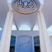 Casa Bacardi..Puerto Rico