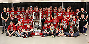 An image from Lincoln Ward's photographic journal of the FIRST Robotics FRC Wisconsin Regional 2013, held at the US Cellular Arena in Milwaukee, Wisconsin.