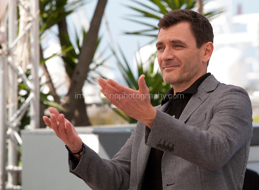 Actor Alex Brendemühl at the Mal De Pierres (From the Land of the Moon) film photo call at the 69th Cannes Film Festival Sunday 15th May 2016, Cannes, France. Photography: Doreen Kennedy