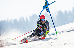 NESTVOLD-HAUGEN Leif Kristian of Norway competes during the Audi FIS Alpine Ski World Cup Men's Giant Slalom 58th Vitranc Cup 2019 on March 9, 2019 in Podkoren, Kranjska Gora, Slovenia. Photo by Matic Ritonja / Sportida