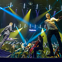 Hacienda Classical at the SSE Hydro, Glasgow, Scotland, Britain, 22nd April 2016