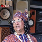 NLD/Amsterdam/20150409 - Presentatie DVD Ladies of Soul 2015, Jörgen Rymann, tante Es