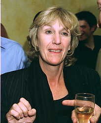 MRS ANNABEL ELLIOT sister of Camilla Parker Bowles, at a party in London on 22nd October 1997.MCJ 61