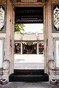 Temple and Kongsi, Chinese Clan house. Georgtown, Penang