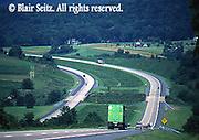 Scenic Interstate 81, NE PA,