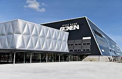 DK caption:<br /> 20180406, Herning, Danmark.<br /> Jyske Bank Boxen, Herning<br /> Foto: Lars M&oslash;ller<br /> UK Caption:<br /> 20180406, Herning, Danmark.<br /> Jyske Bank Boxen, Herning<br /> Photo: Lars Moeller