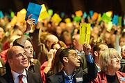 In Utrecht wordt het PvdA congres gehouden. Tijdens het congres wordt de aftrap gegeven voor de verkiezing van de Provinciale Staten en de waterschappen. Ook wordt afscheid genomen van Mariette Hamer an Frans Timmermans.<br /> <br /> The Labour Party conference is held in Utrecht. During the conference, the kickoff is given for the election of provincial and district water boards.