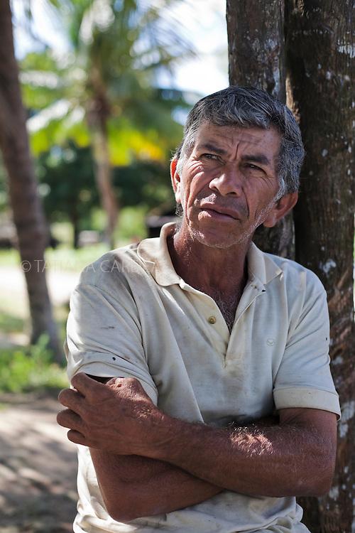 João dos Santos, Comunidade Oliveira Costa. Mucuri, Bahia - Brasil.