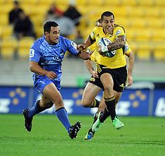 Wellington-Super Rugby, Hurricanes v Force, April 19