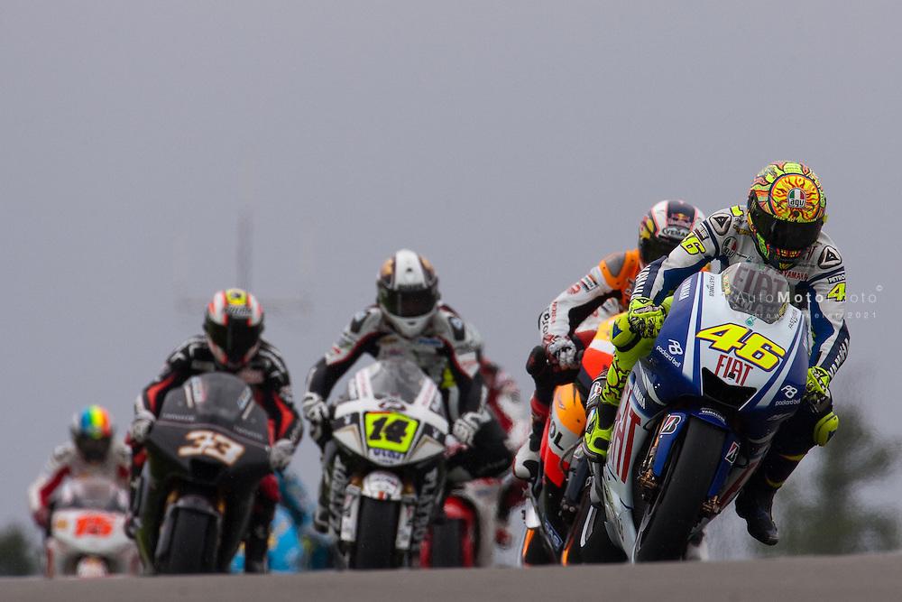 2009 MotoGP World Championship, Round 10, Donington, UK, 26 July 2009