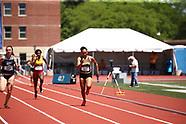 Event 21 - Women's 4x100 Relay