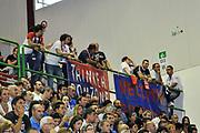 Tifosi Angelico Biella<br /> Banco di Sardegna Dinamo Sassari - Angelico Biella<br /> Legabasket Serie A Beko 2012-2013<br /> Sassari, 30/09/2012<br /> Foto L.Canu / Ciamillo-Castoria