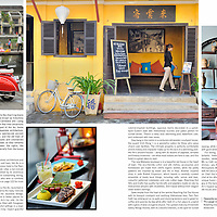 Lifestyle+Travel Magazine feature on Hoi An, Siem Reap and Luang Prabang.