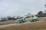 20th May 2018, Winton Motor Raceway, Victoria, Australia; Winton Supercars Supersprint Motor Racing; Rick Kelly drives the number 15 Nissan Motorsport Nissan Altima during race 14 of the 2018 Supercars Championship