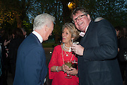 ROSITA SPENCER-CHURCHILL, DUCHESS OF MARLBOROUGH; CRISPIN ODEY, The Cartier Chelsea Flower show dinner. Hurlingham club, London. 20 May 2013.