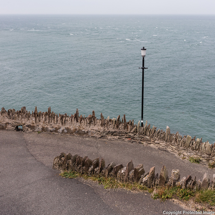 Capstone Point, Ilfracombe, Devon.