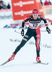 05.12.2015, Nordic Arena, NOR, FIS Weltcup Langlauf, Lillehammer, Damen, im Bild Justyna Kowalczyk (POL) // Justyna Kowalczyk of Poland during Ladies Cross Country Competition of FIS Cross Country World Cup at the Nordic Arena, Lillehammer, Norway on 2015/12/05. EXPA Pictures © 2015, PhotoCredit: EXPA/ JFK