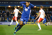 Birmingham City midfielder David Davis (26) misses the target 0-0 during the EFL Sky Bet Championship match between Birmingham City and Barnsley at St Andrews, Birmingham, England on 3 December 2016. Photo by Alan Franklin.